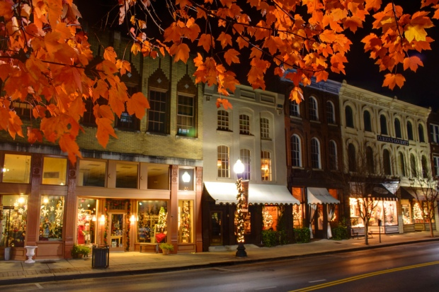 Main St., Franklin Tennessee