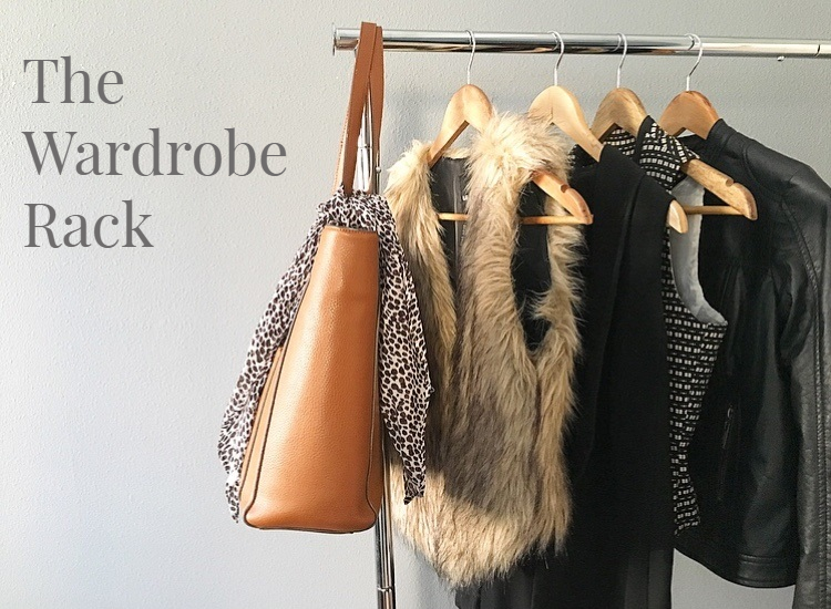 The Wardrobe Rack Blog Image